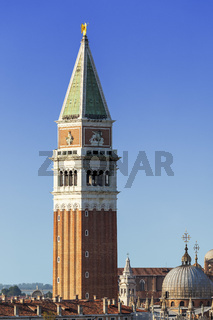 a tower in Venice Italy