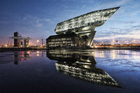 Harbour House, Antwerp, Flanders, Belgium