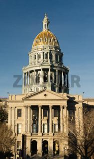 Denver Colorado Capital Building Government Dome Architecture