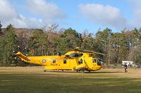 RAF Sea King
