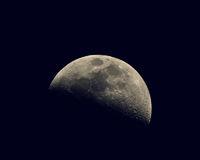Mond 25.10.09 hochauflösend