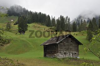 Kleinwalsertal Österreich Austria