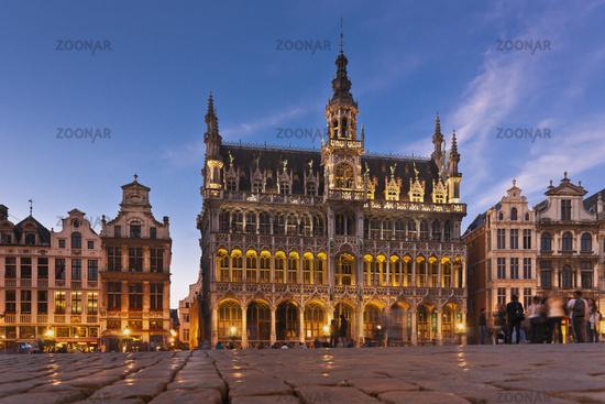Marktplatz Grand Place, Brüssel | Grand Place, Brussels