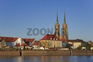 Dom zu Breslau   Wroclaw Dome