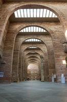 National Roman Art Museum in Merida, Spain