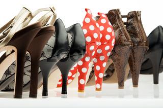 Damenschuhe High heels