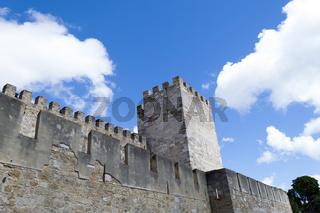 Castelo de Sao Jorge (Portugal)