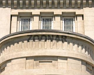 Stone Balconey