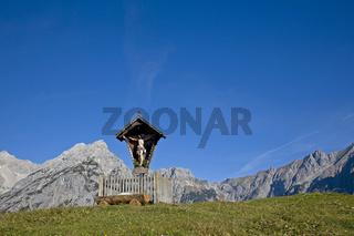 Karwendellandschaft / Austrian landescape