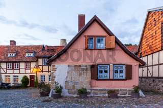 Weltkulturerbestadt Quedlinburg Bilder aus der historischen Stadt im Harz