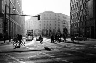 Strassenverkehr in Berlin