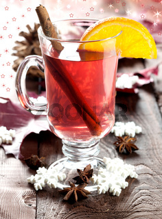 Weihnachtspunsch / mulled wine for christmas