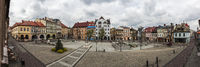 Main Square in Bielsko-Biala
