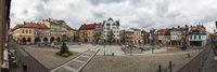 Main Square in Bielsko-Biala