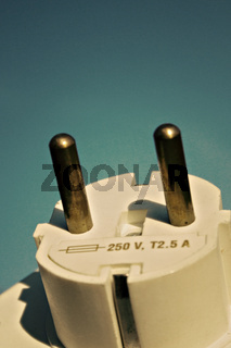 power cord detail