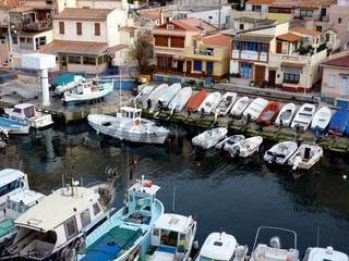 Port of Vallon des Auffes