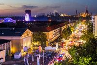 town festival Eisenhüttenstadt