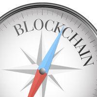 compass concept Blockchain