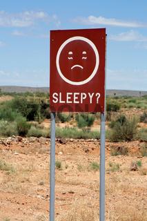 Schilder in Namibia. 009