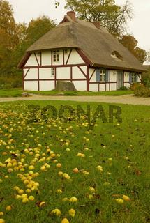 Haus in Zudar (Rügen)