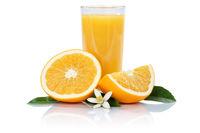 Orangensaft Orangen Saft Orange Fruchtsaft freigestellt Freisteller isoliert Frucht Früchte