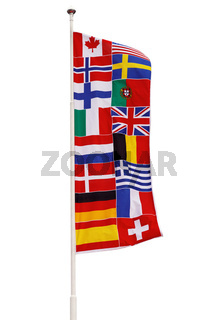 Länderfahne