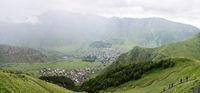 Mountains of the Caucasus
