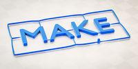 plastic injection molding word make