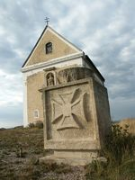 Kapelle und Denkmal Römersteinbruch St.Margarethen
