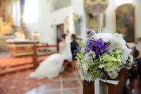 Wedding in a Church