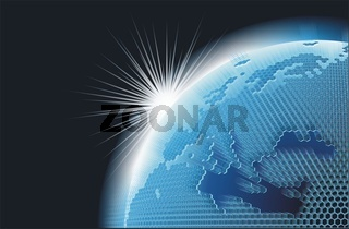 Cellular network theme