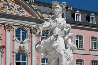 Kurfürstliche Renaissance- und Rokoko Palais der Stadt Trier