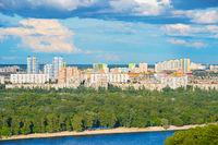 Kiev cityscape, Ukraine