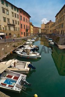 Livorno, Toskana, Italien, Tuscany, Italy