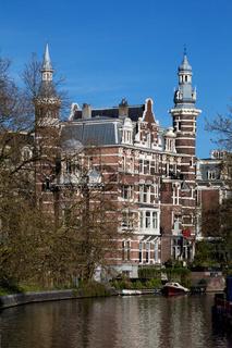 Villa in Amsterdam