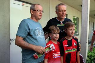 Fussball: Saisoneröffnung SC Freiburg vs. FC Turin