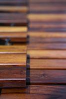 marimba wooden bars