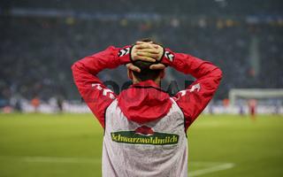 1. BL: 17-18 - 26. Spieltag Hertha BSC Berlin - SC Freiburg