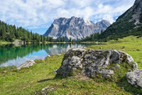 Look to the Zugspitze, the highest mountain in Germany