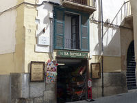 Old shop in Palma de Majorca