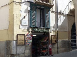 Alter Laden in Palma de Mallorca