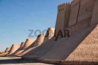 Khiva Fortress Wall