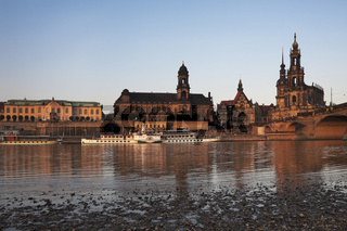 Dresden am Morgen | Dresden in the morning