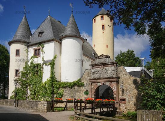 Rittersdorf Castle, Eifel, Germany