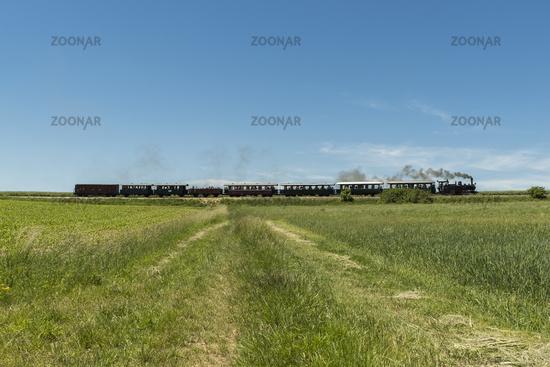 Oechsle Railway, Mallet steam locomotive 99633
