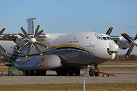 Antonov 22 of Antonov Airlines (Antonov Design Bureau).
