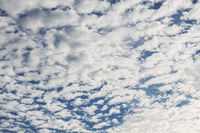 clouds with sky background.