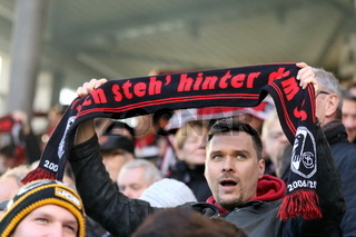 1. BL: 17-18 - 13. Spieltag -  SC Freiburg vs. FSV Mainz 05