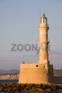 Leuchtturm Chania
