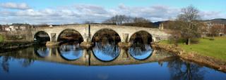 Stirling Bridge. Scotland